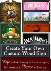 Fast Signs Quick Custom Wood Signs Custom Signs